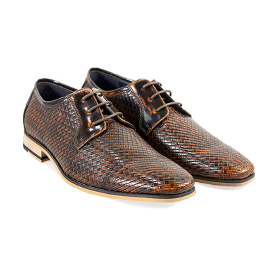 Rex Tan Formal Shoes