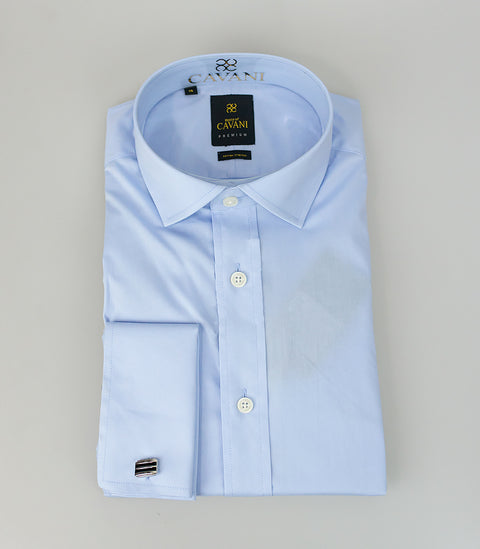 Rossi Shirt Sky Blue