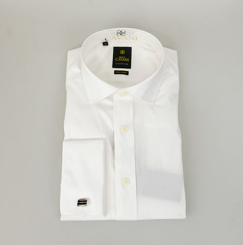 Rossi boxed White Shirt