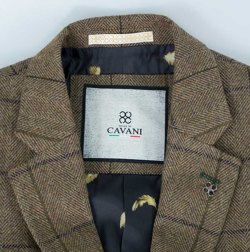 Sergio Three Piece suit