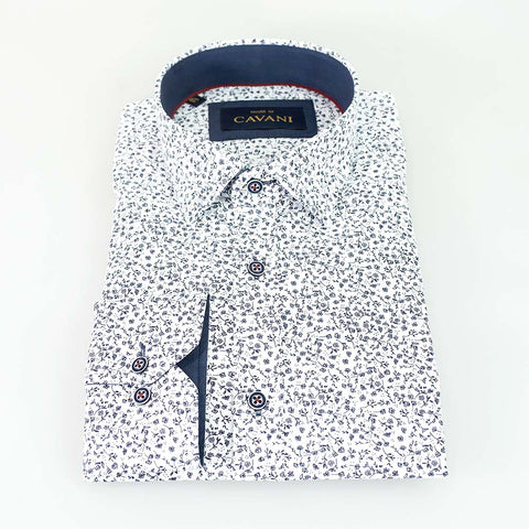 Shirt No. 655 Navy