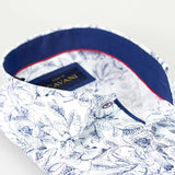 Shirt No. 656 Blue