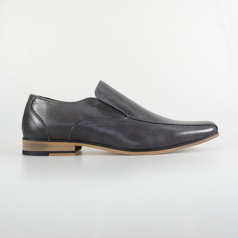 Strata Grey Formal Shoes
