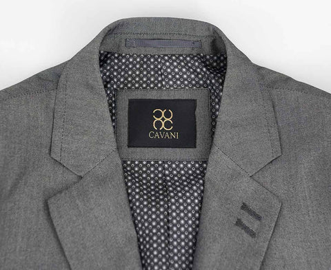 Verona Suit With Skinny Trousers