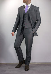 Verona Suit With Skinny Trousers - Cavani