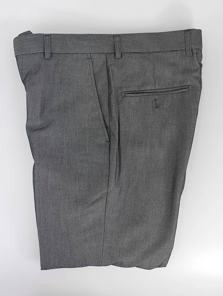 House Of Cavani Verona Grey Skinny Fit Trousers