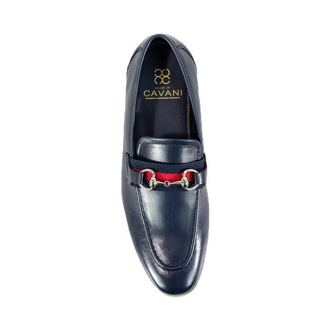 Yale Navy Shoes