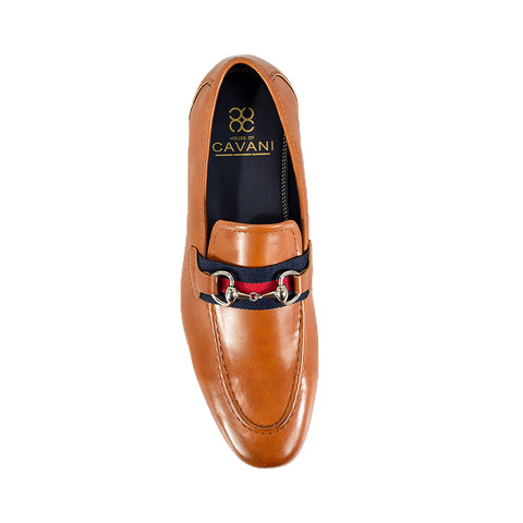 Yale Tan Shoes
