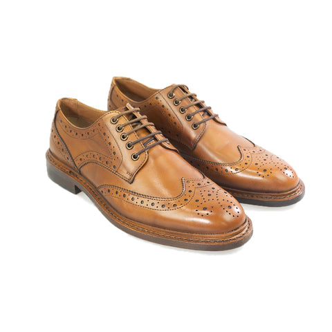 Cavendish Tan Formal Shoes