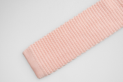 Pink Knitted Tie Set