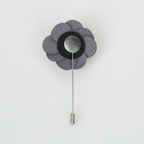 Flower Lapel Pins - Cavani