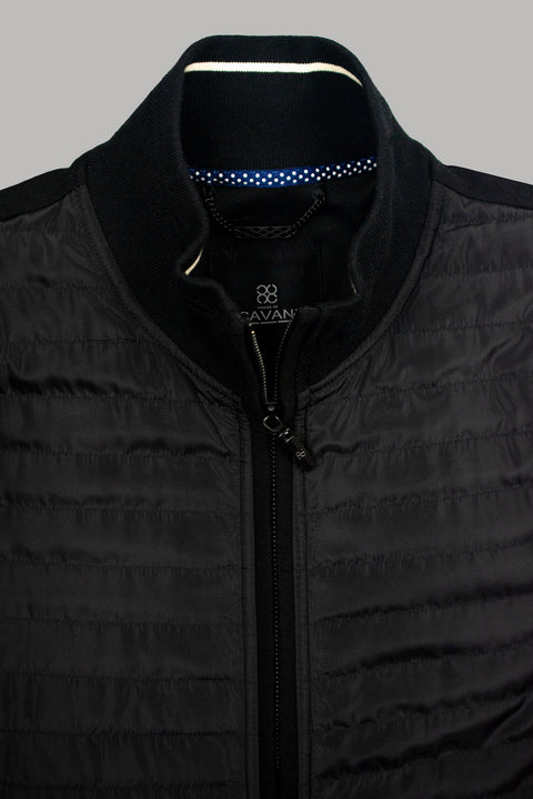 James Black Bomber Jacket