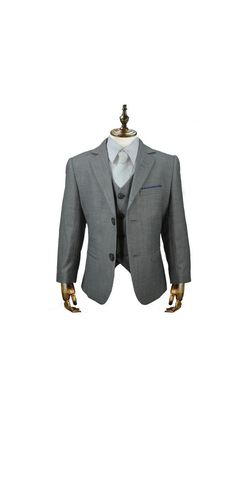 Reegan Boys Suit - Cavani