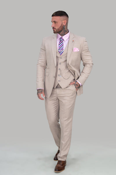 Sandom Three Piece Suit