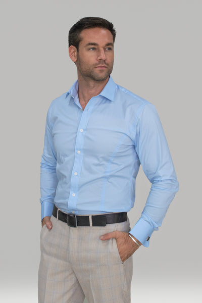Rossi Sky Blue Shirt