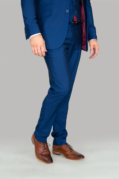 Ford Blue Suit Trousers