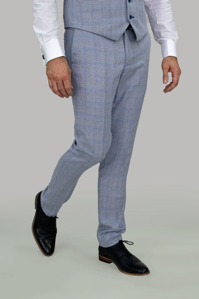 Caridi Sky Slim Fit Trousers