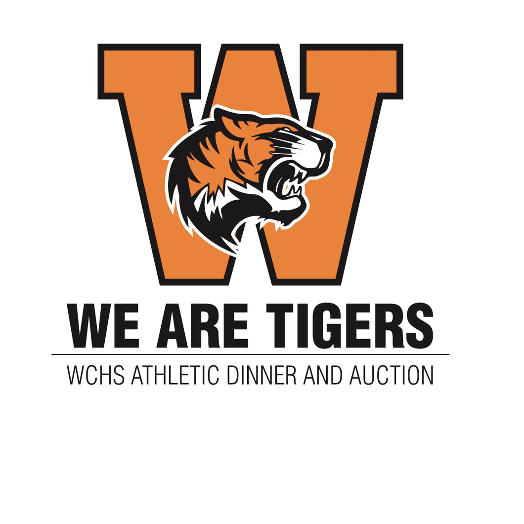 Auction: Table Sponsorship (Sold out) - Tiger Apparel