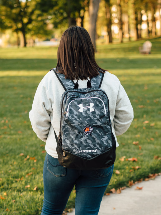 UA Backpack - Tiger Apparel