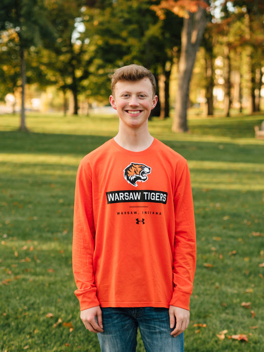 Men's Cotton Long Sleeve - Tiger Apparel