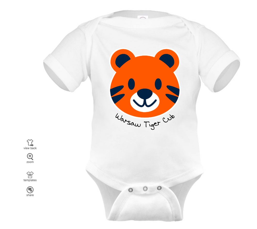 Youth Tiger Cub - Tiger Apparel
