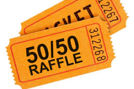 #301- Auction: 50/50 Raffle (5 tickets for $20) - Tiger Apparel