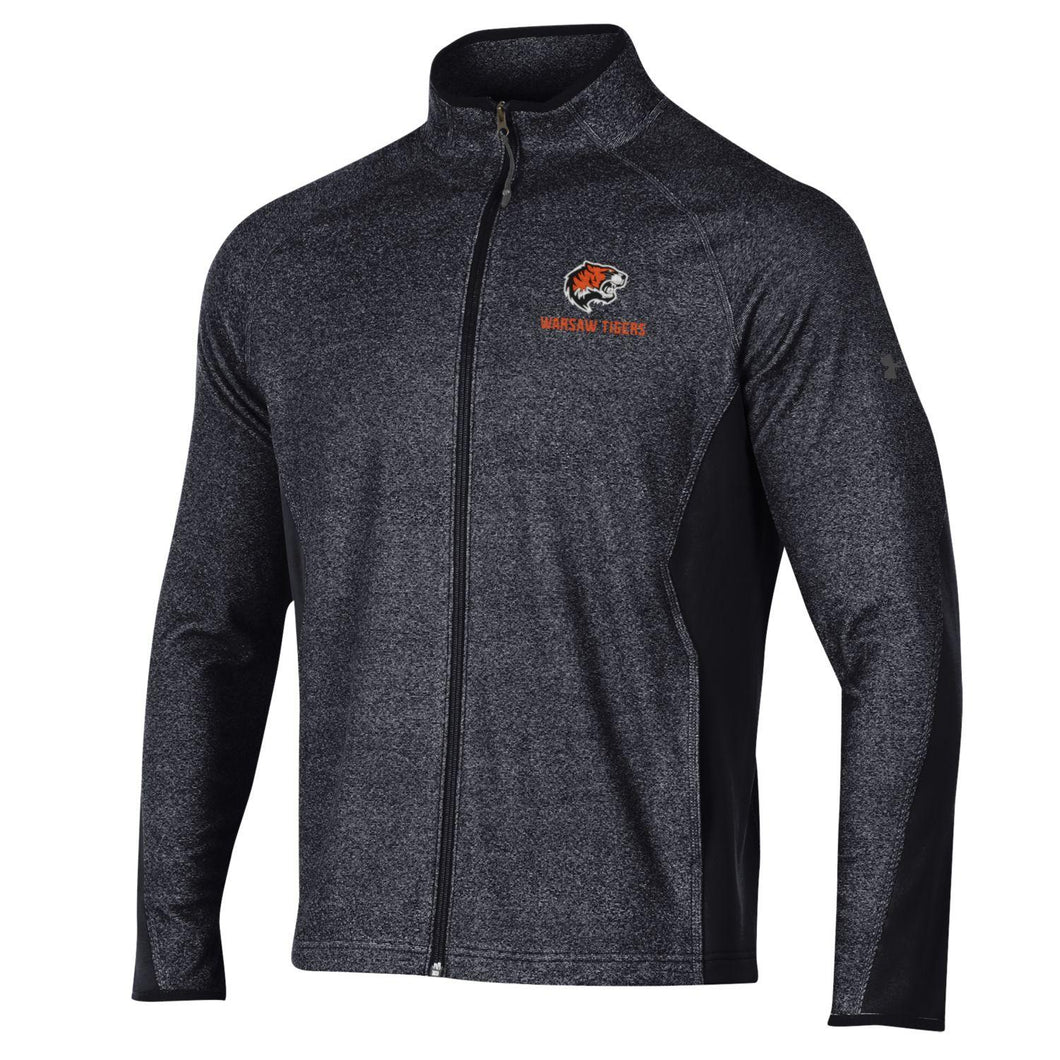 Men's Fleece Full Zip - Tiger Apparel