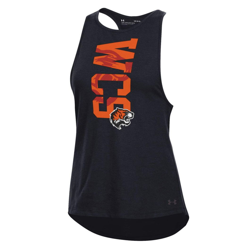 Women's Cotton Tank - Tiger Apparel