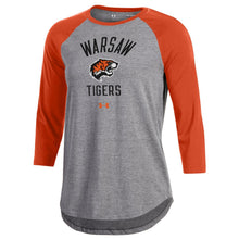 Women's Charged Cotton Baseball Tee - Tiger Apparel