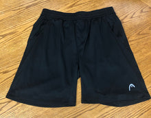 Men's Head Black Shorts
