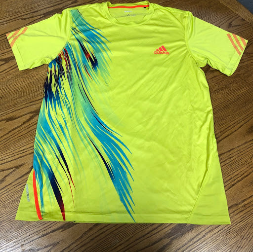 Men's Neon Short Sleeve Tee - Tiger Apparel