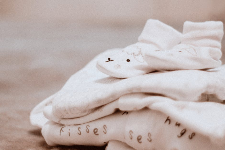 The 5 Best Ways to Organize and Store Baby Clothes