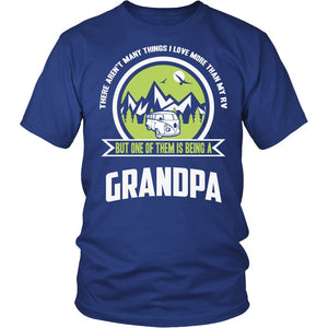 This Grandpa Loves His RV T-Shirt