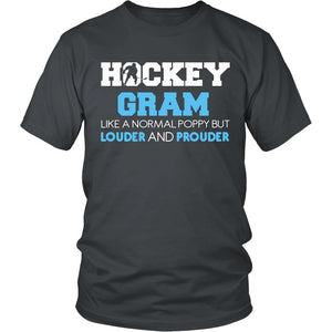 Loud and Proud Hockey Gram T-Shirt