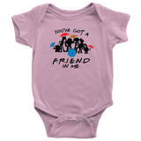 You've Got A Friend In Me Baby Bodysuit