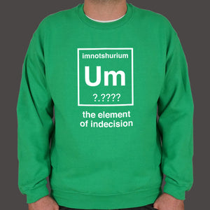 Element Of Indecision Sweater (Mens)