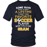 Favorite Soccer Player - Mine Calls Me Gram T-Shirt