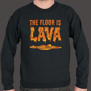 The Floor Is Lava  Sweater (Mens)
