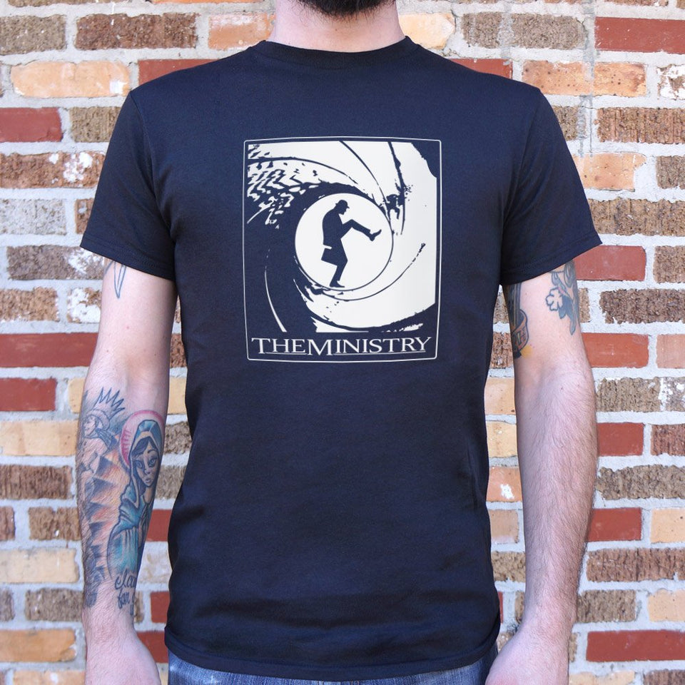 The Ministry of Silly Walks T-Shirt (Mens)