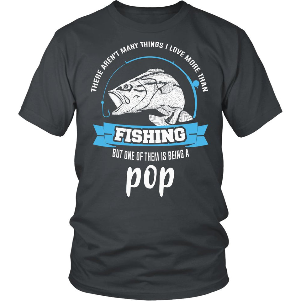 This Pop Loves Fishing T-Shirt