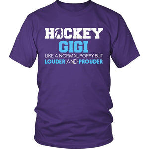Loud and Proud Hockey Gigi T-Shirt