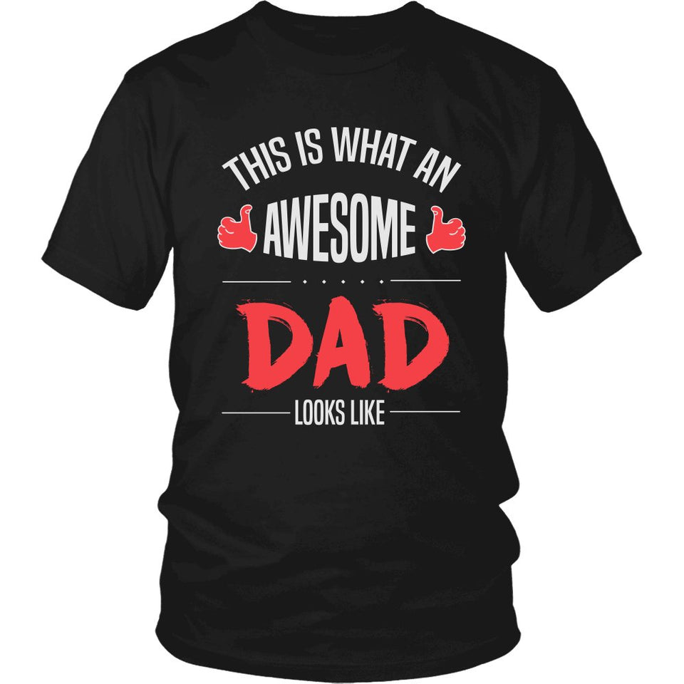 """Awesome Dad"" T-Shirt"
