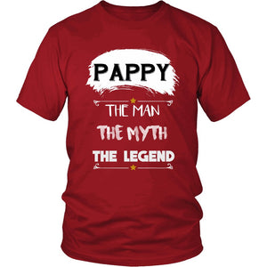 Pappy The Man, The Myth, The Legend T-Shirt