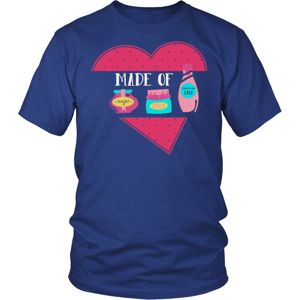 Made Of Sugar Spke T-Shirt