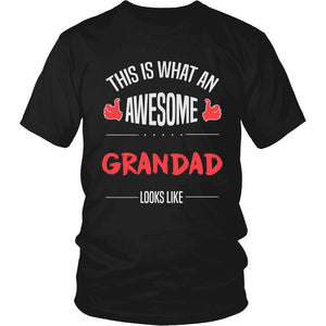 """Awesome Grandad"" T-Shirt"