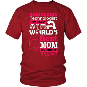 Radiologist By Day, Mom By Night T-Shirt