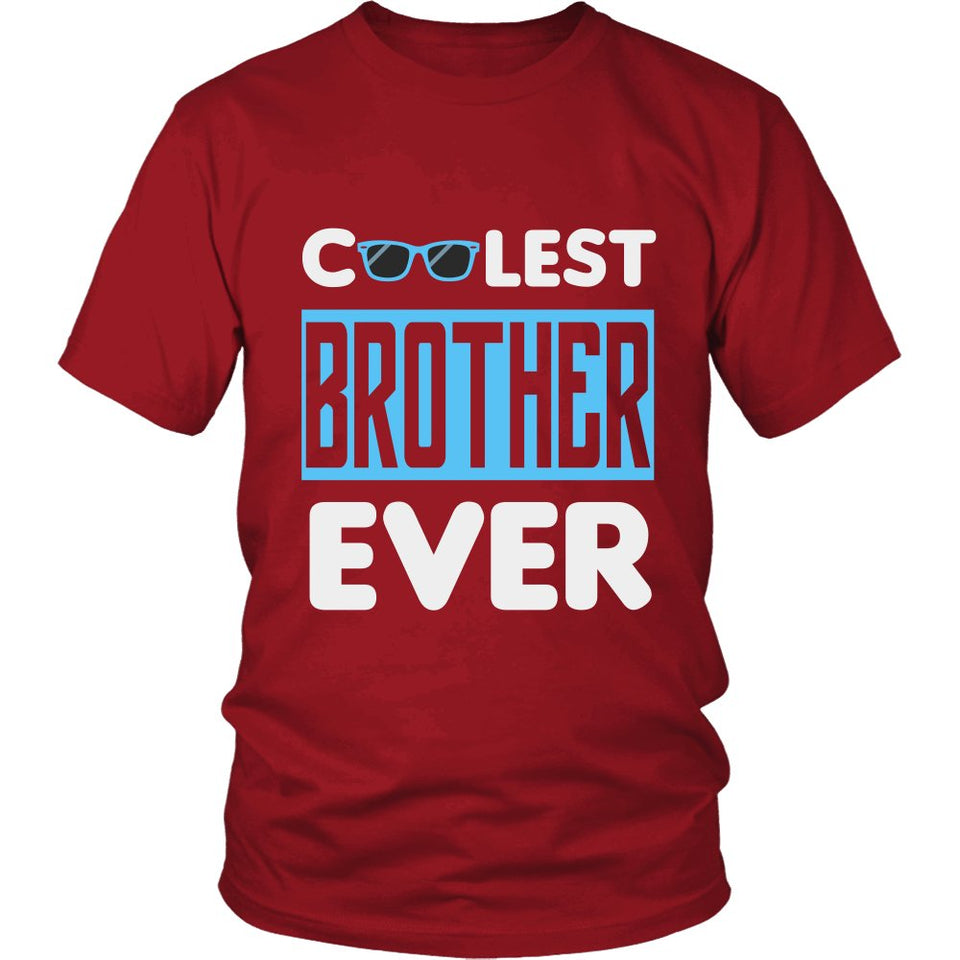"""Coolest Brother Ever"" T-Shirt"