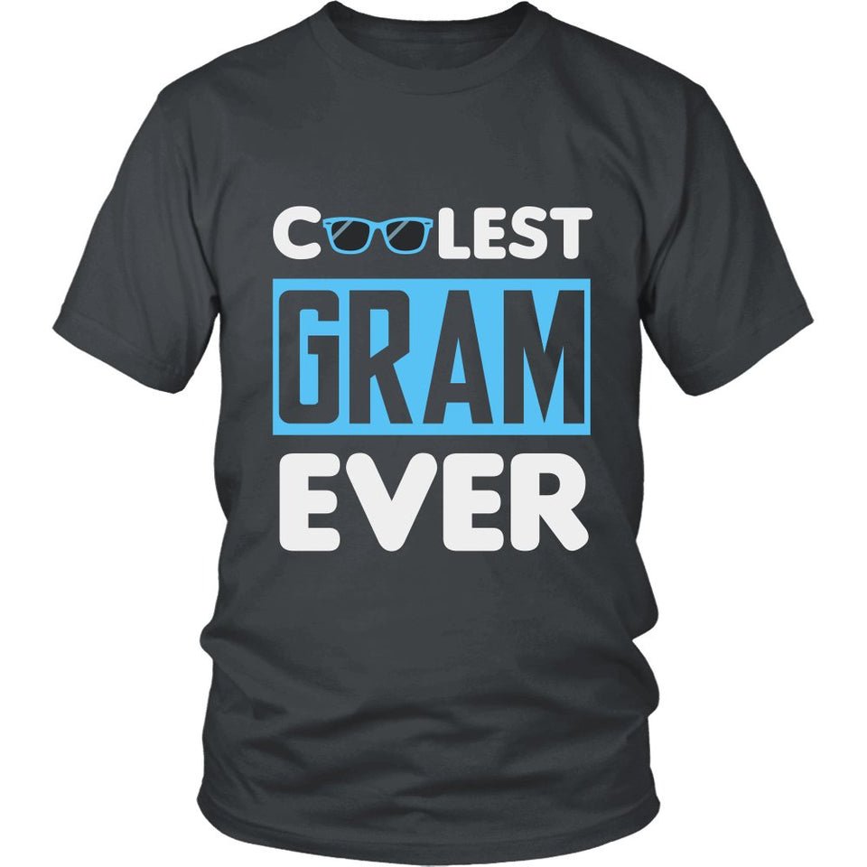 """Coolest Gram Ever"" T-Shirt"