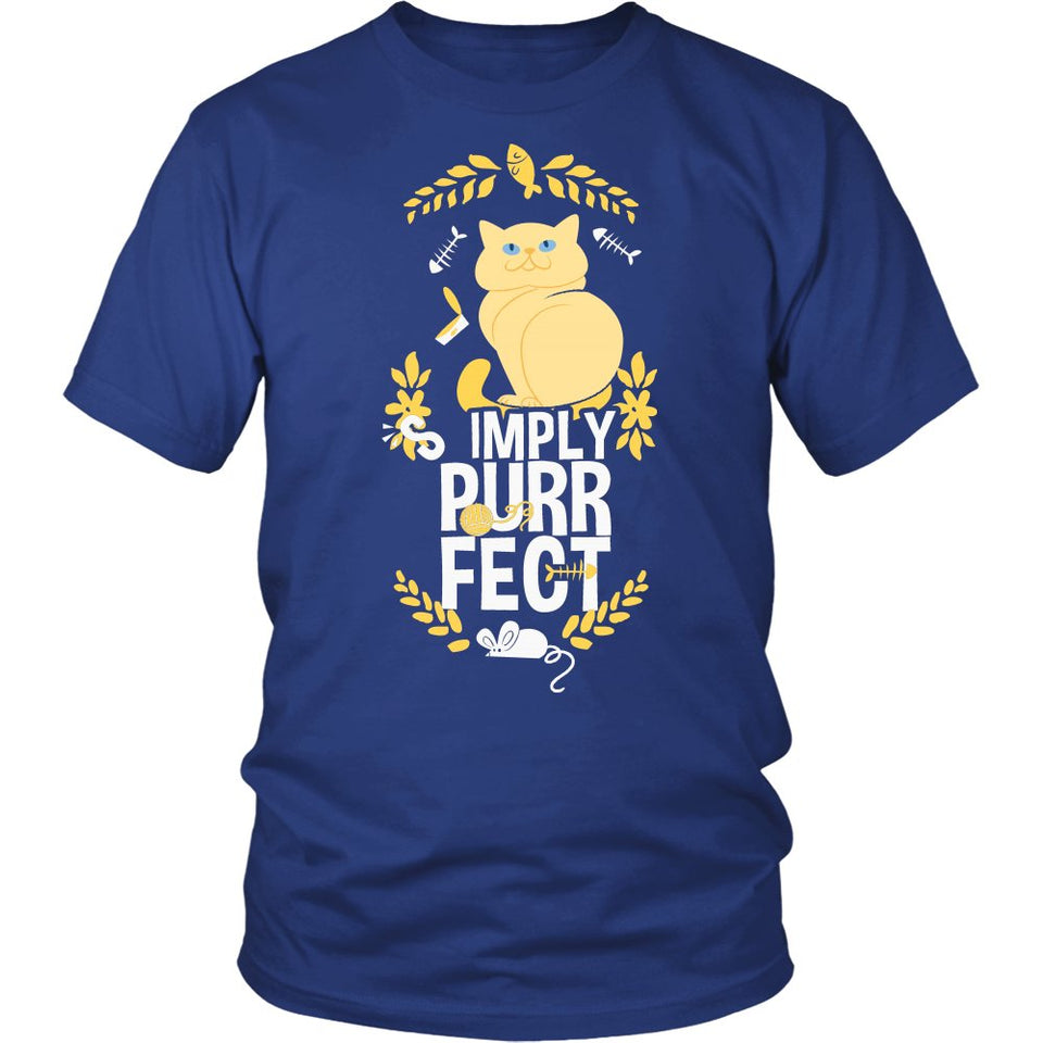 Simple Purr Fect T-Shirt
