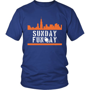 """Sunday Funday Football"" T-Shirt"